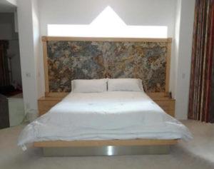 Figured Ash Bedroom Set