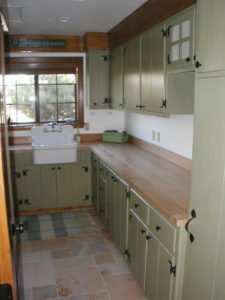 Country Style Utility Room