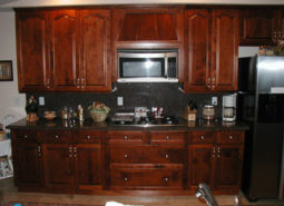 Kitchen Cabinet Re-Facing