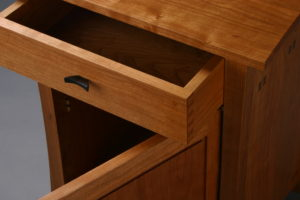 Handcut Dovetails and Mortise Joinery